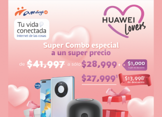 Super Combo Huawei Lover