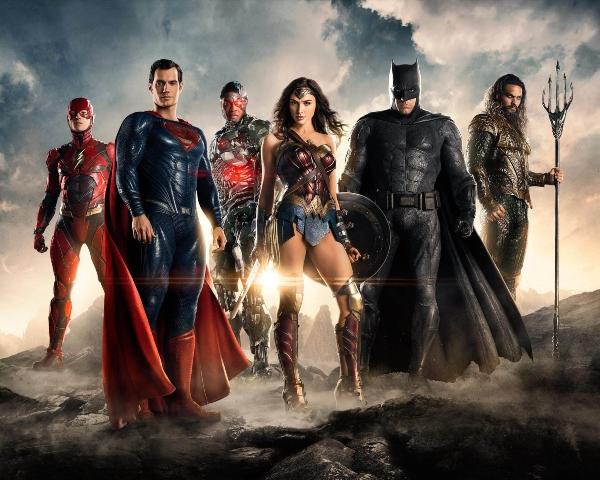 La Liga de la Justicia Henry Cavill Superman