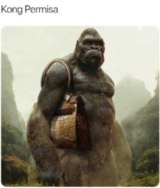 Kong-permisa
