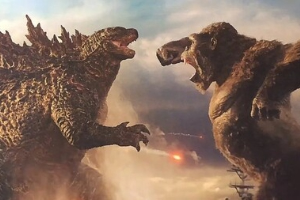 Godzilla VS Kong película estreno