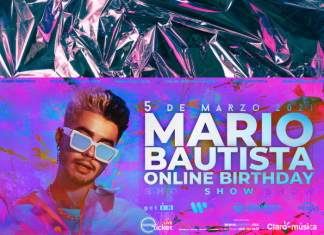 Mario Bautista Online Birthday