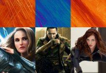 Marvel películas fase 4