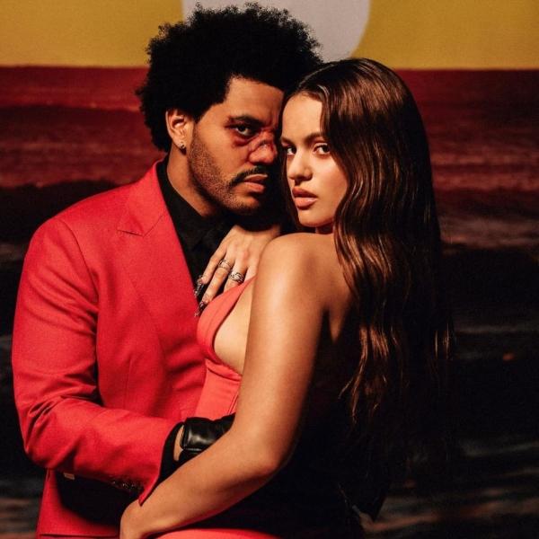 Rosalía y The Weeknd en el Super Bowl show de medio tiempo