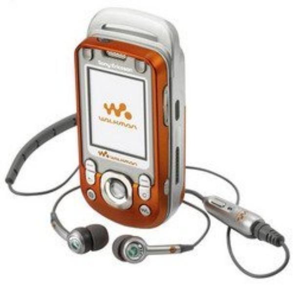 Sony Ericsson Walkman teléfonos