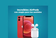 promocion airpods telcel