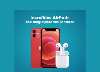 promocion airpods telcel