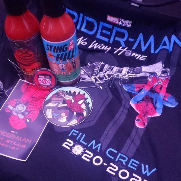 ¡Foto filtrada de Andrew Garfield reveló su participación en Spider-Man: No Way Home!