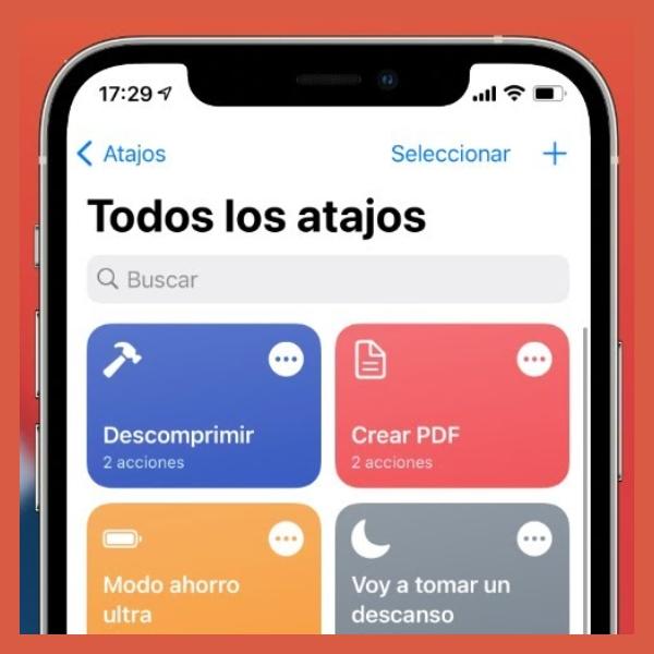 cómo activar los mejores atajos en tu iPhone