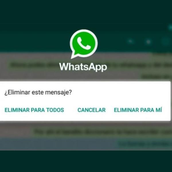 eliminar mensaje de whatsapp para todos