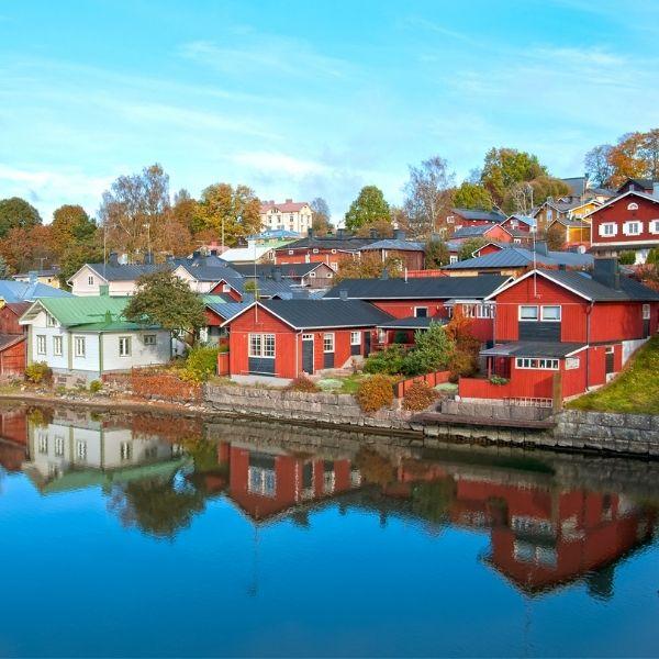 Finlandia, país más feliz del mundo