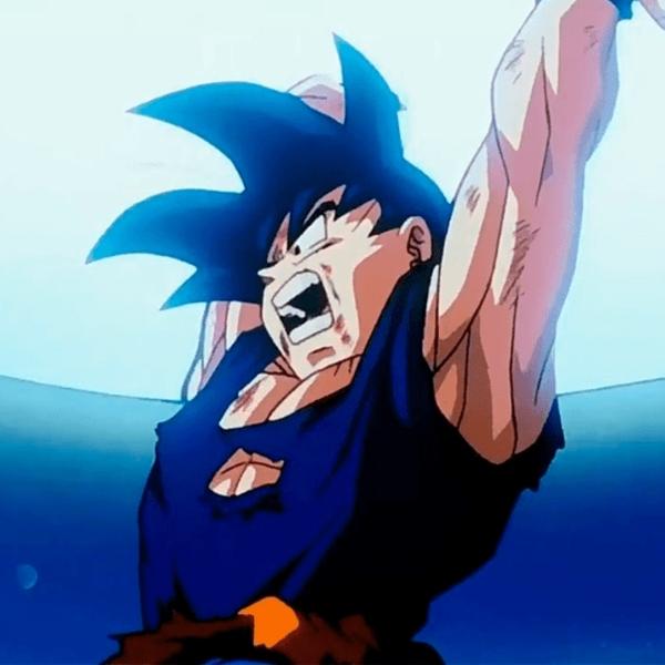 Genkidama Goku