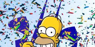 El resumen de la vida de Homero Simpson en un hilo viral de Twitter