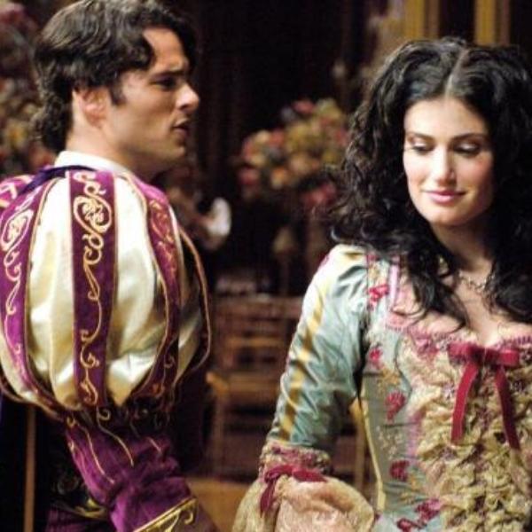 James Marsden e Idina Menzel en la secuela de encantada