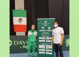 Jerry Lopez equipo mexicano tenis Copa Davis