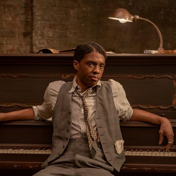 Chadwick Boseman nominación La madre del Blues Premios Oscar 2021