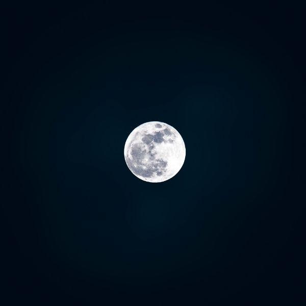 Luna de gusano marzo 2021