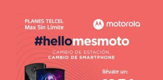 Motorola Razr promoción