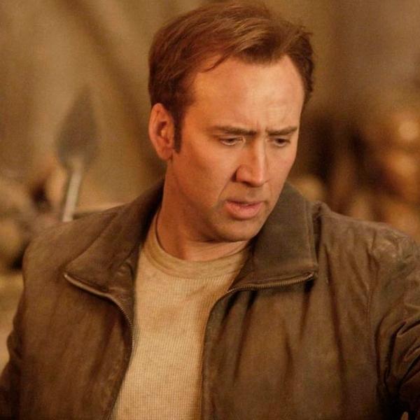 Nicolas Cage como Benjamin Franklin Gates