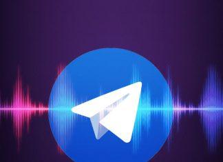 nuevas funciones de los chats de voz de telegram