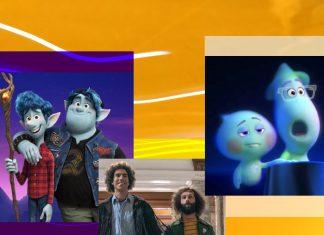 Películas Nominadas Premios Oscar 2021 Netflix Disney+