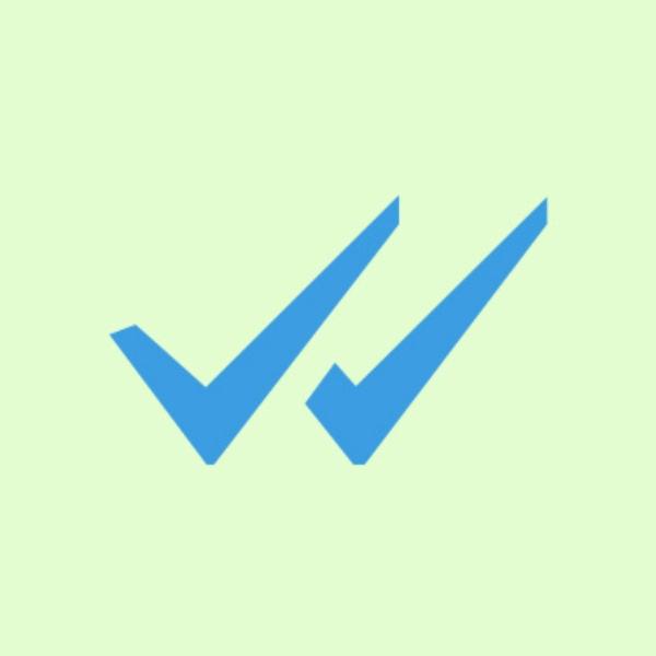 Palomitas azules WhatsApp