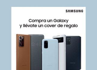 Telcel quiere que estrenes el doble y al comprar un Galaxy participante podrás llevarte de regalo un cover para proteger tu nuevo equipo, con diseños sofisticados y distintos colores para elegir tu favorito.