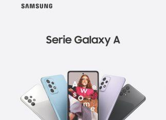 Serie Galaxy A