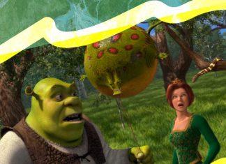 Shrek reestreno cines 20 aniversario 2021