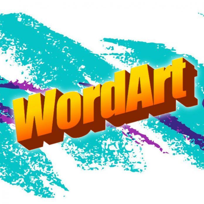 WordArt truco