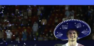 Zverev ganador Abierto Telcel