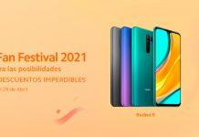 Mi Fan Festival de Xiaomi