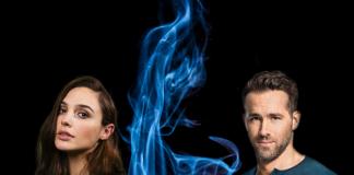 Gal Gadot y Ryan Reynolds