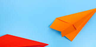 Telegram logo papelitos