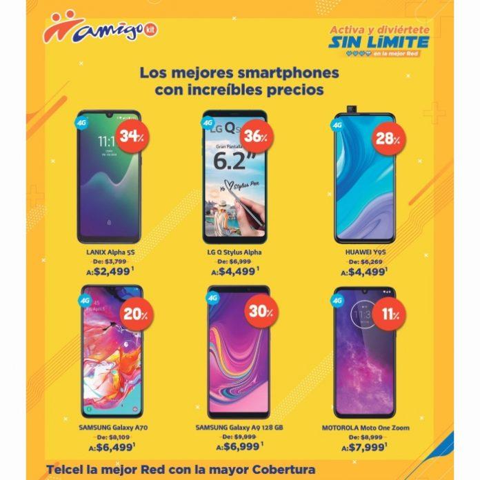 ¡Con Amigo Kit estrena el smartphone que más te guste a increíbles precios!