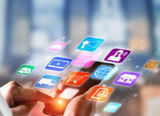 Apps móviles teléfono aplicaciones más descargadas del 2021