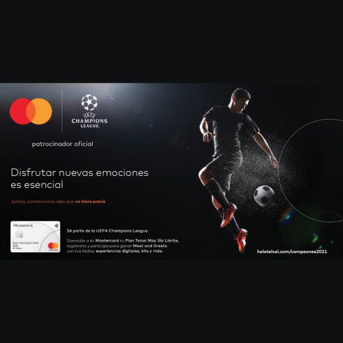Participa para ganar una experiencia virtual de la UEFA Champions League 2021