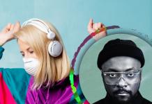 """""""Xupermask"""" el primer cubrebocas inteligente con audífonos creado por Will.I.am"""