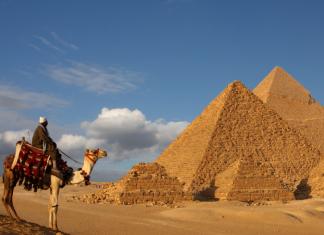 descubren una ciudad perdida en Egipto
