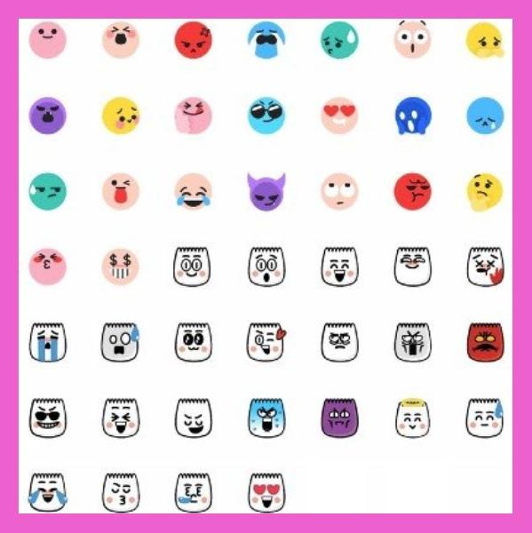 Emojis ocultos de TikTok