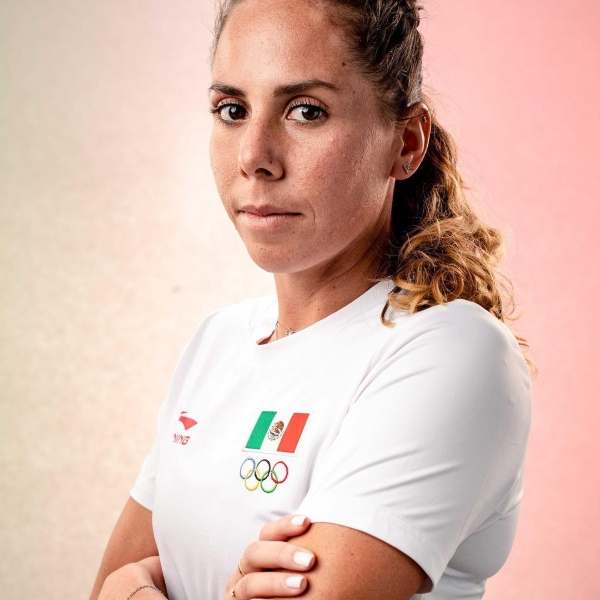 Juliana Olmos tenista México equipo