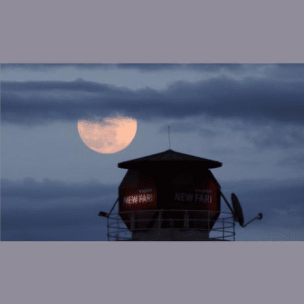 las mejores fotos de la Superluna Rosa