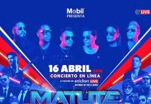 Matute y sus súper amigos concierto en línea, catorce aniversario, invitados, horarios, 16 de abril 2021