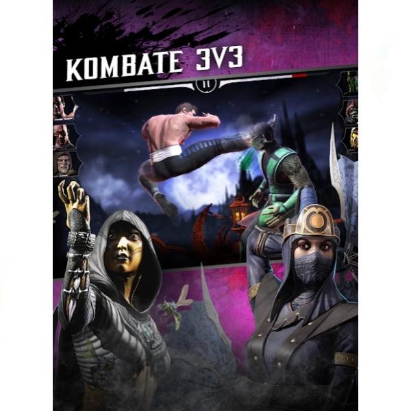 Mortal Kombat Google Play videojuego