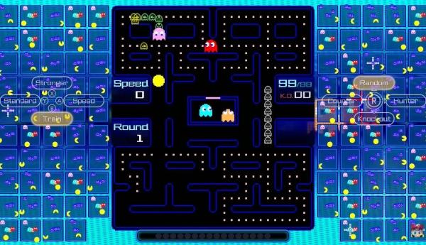 Pac-Man nuevo juego Nintendo Switch