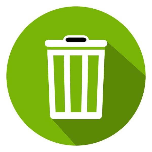 Papelera de reciclaje archivos