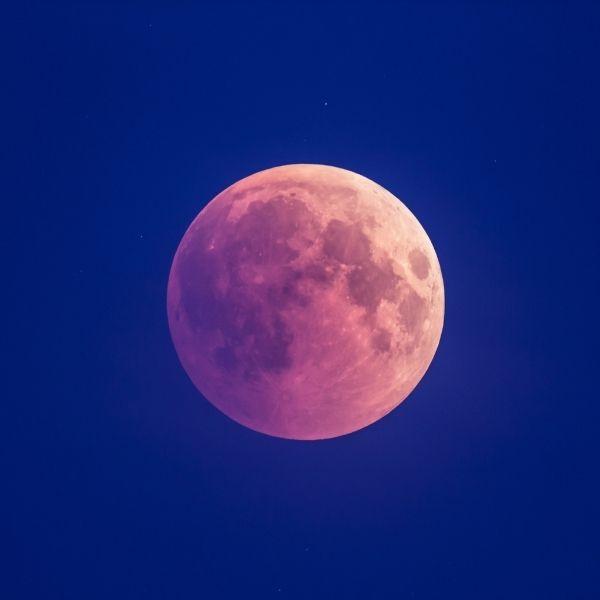 Superluna rosa de abril cuándo se verá en México