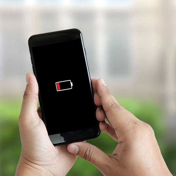 Batería baja teléfono, consejos Google