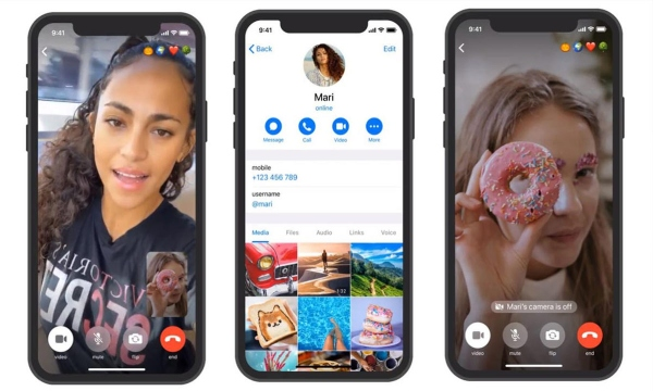 Nuevas funciones que llegan a Telegram