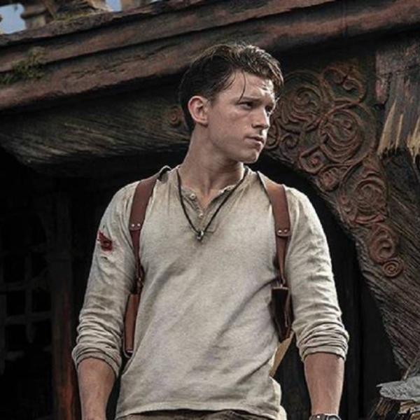 Tom Holland Uncharted película Sony