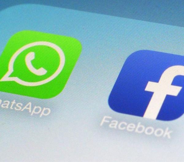 union de facebook messenger y whatsapp